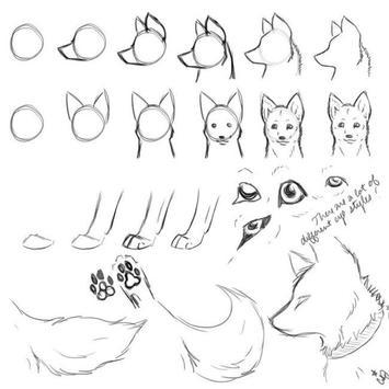 How to Draw Dog screenshot 2
