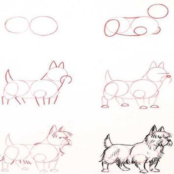 How to Draw Dog screenshot 4