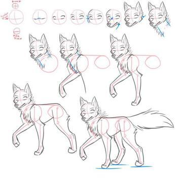 How to Draw Dog screenshot 5
