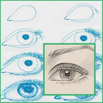 How to Draw Eyes poster