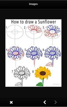 How to Draw Flowers screenshot 3