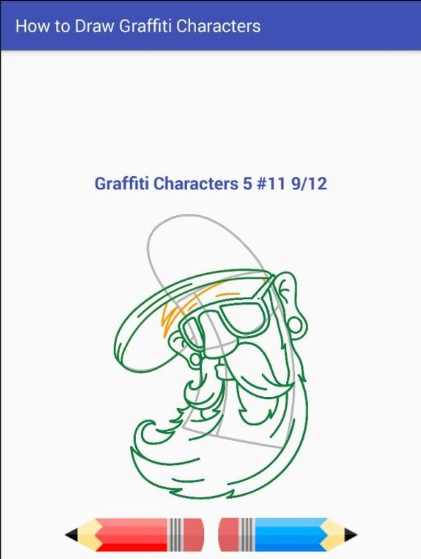 How To Draw Graffiti Characters For Android Apk Download