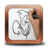 How to Draw Graffiti Ideas icon
