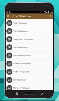 GFriend Wallpapers HD screenshot 2