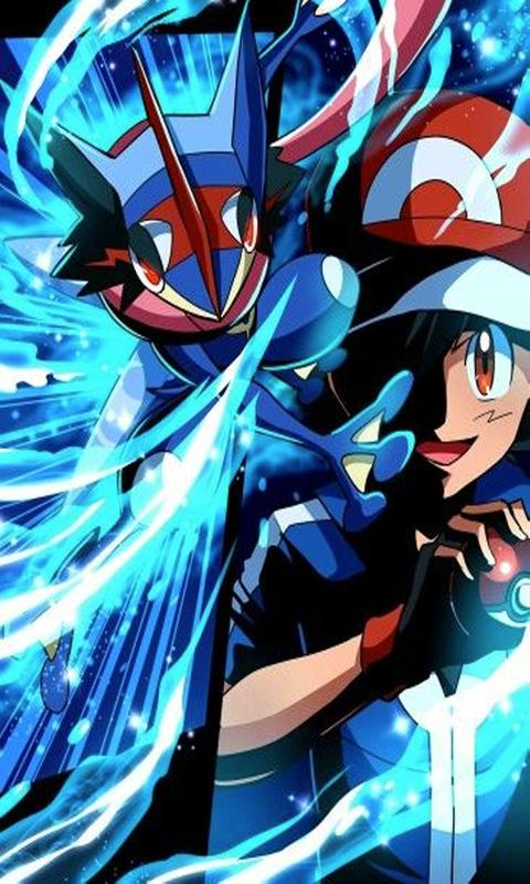 How To Draw Ash Greninja For Android Apk Download