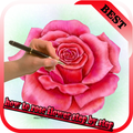 How to Draw Rose Step by Step