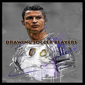 How to Draw Soccer Players icon