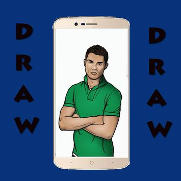 How to Draw Soccer Players poster