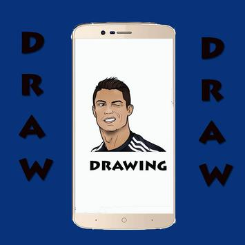 How to Draw Soccer Players screenshot 1
