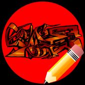 How to Draw Graffiti icon
