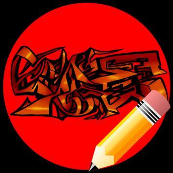 How to Draw Graffiti apk screenshot
