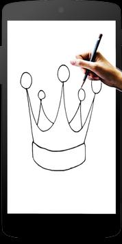 How to draw Crowns screenshot 1