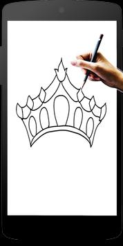 How to draw Crowns screenshot 2