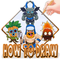 How to Draw Clash Royale