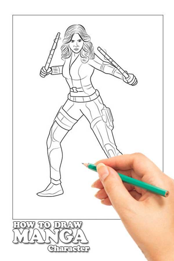 Draw Avengers Easy For Android Apk Download