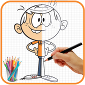 How To Draw The Loud House icon