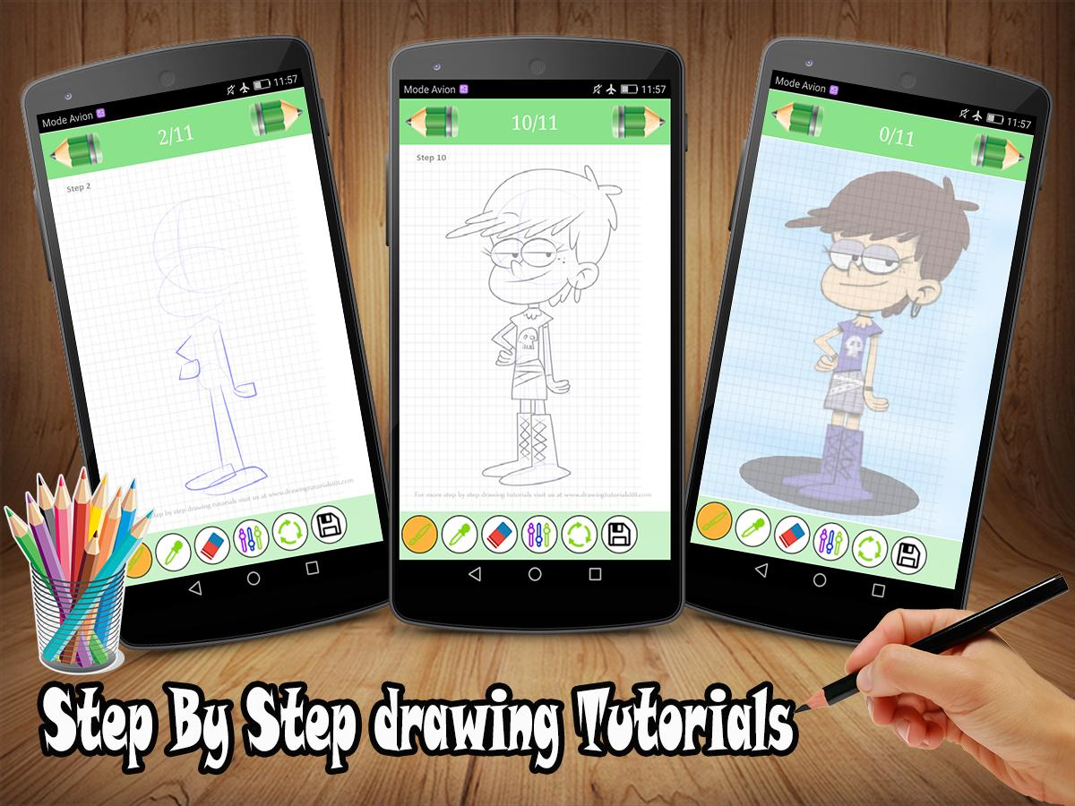 How To Draw The Loud House poster