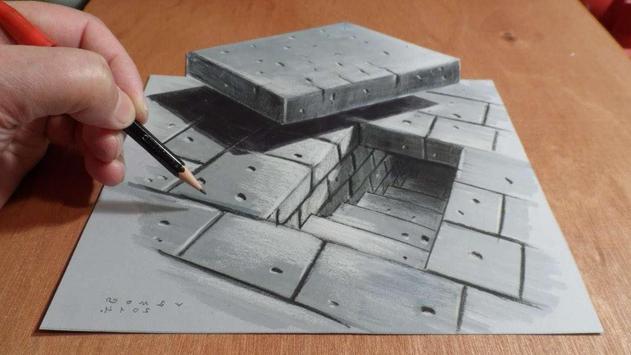 How to Draw 3D screenshot 5