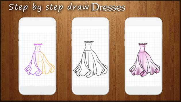 How to Draw Dresses poster