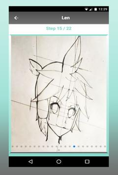 How To Draw Anime characters step by step screenshot 3