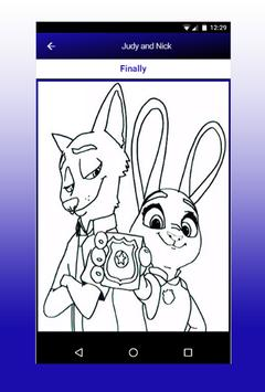 How To Draw Zootopia Characters Step By Step For Android Apk Download
