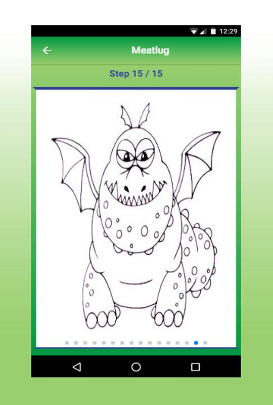 How To Draw How To Train Your Dragon For Android Apk Download