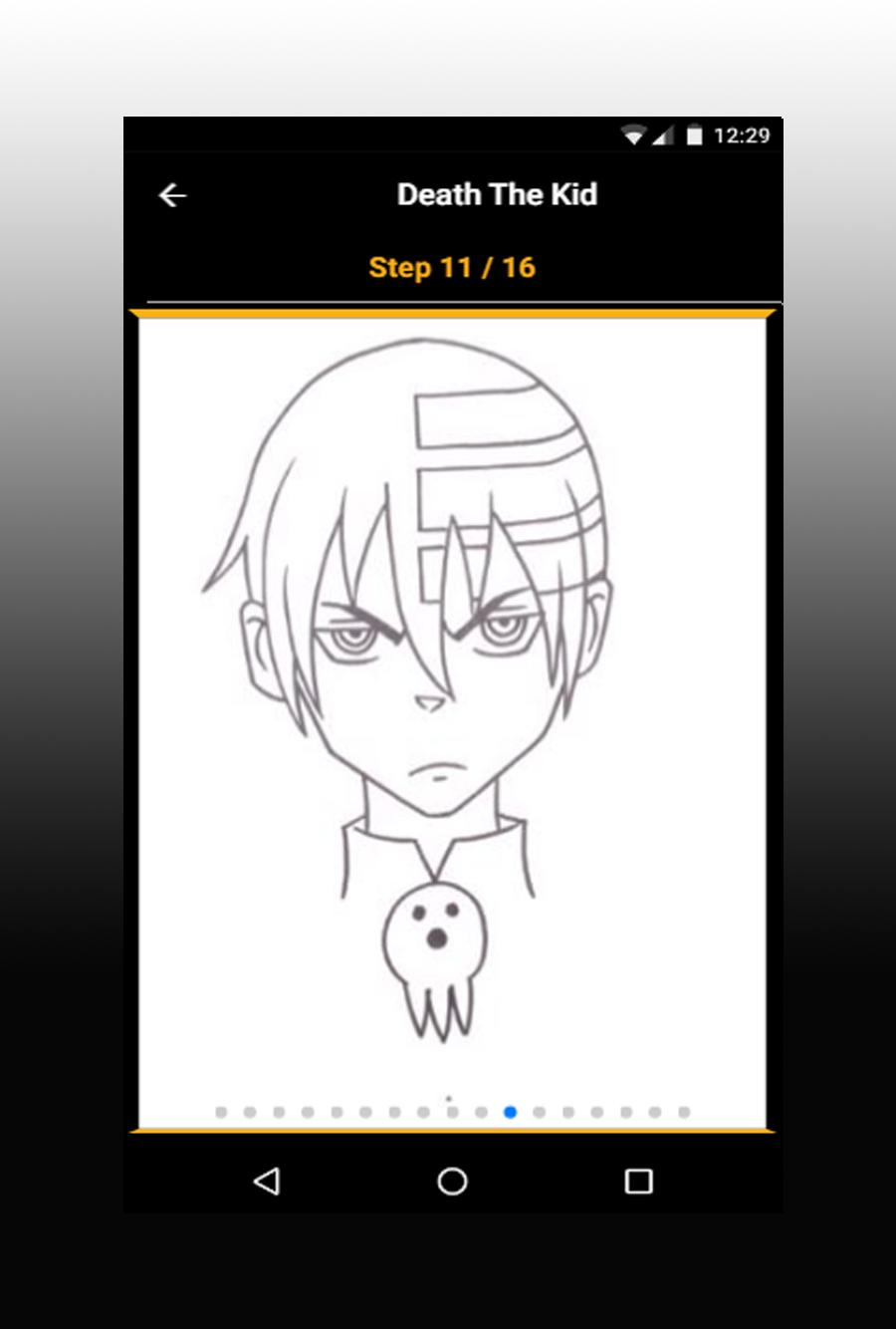 How To Draw Manga: Soul Eater characters for Android - APK ...