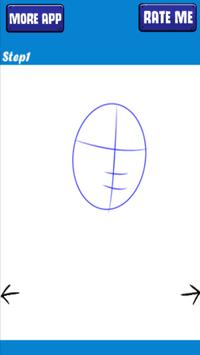 How to sketch and draw Luka Modric screenshot 1
