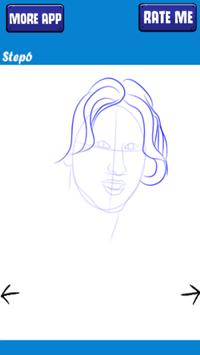 How to sketch and draw Luka Modric screenshot 2
