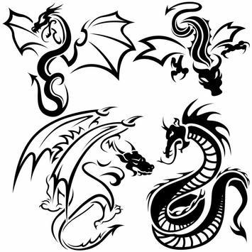 How to Draw Tattoo FREE apk screenshot