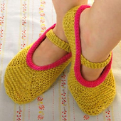 How To Knit Slippers icon