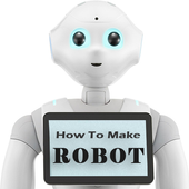 How To Make Robot Step by Step icon
