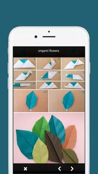 how to make origami flowers step by step screenshot 2