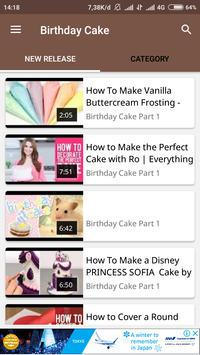 How To Make Birthday Cake screenshot 1