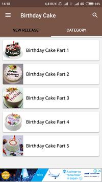 How To Make Birthday Cake screenshot 2