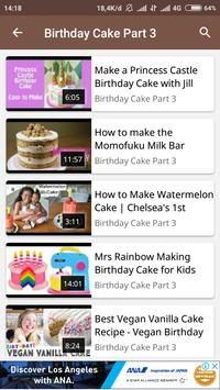 How To Make Birthday Cake screenshot 4