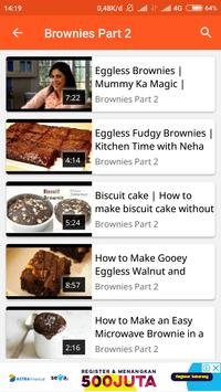 How To Make Brownies screenshot 3