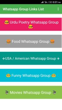 Whatsapp new group joining 2018 10000+ poster