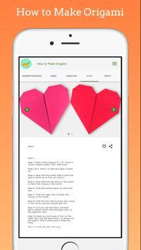 How To Make Origami screenshot 4