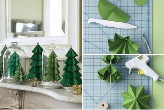 How to Make Christmas tree poster