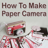 How To Make Paper Camera Video icon