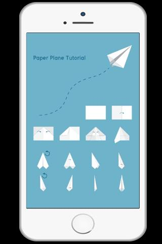 Paper Airplane Tutorial for Android - APK Download