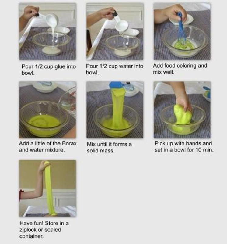 How to make slime step by step for android apk download how to make slime step by step poster ccuart Image collections