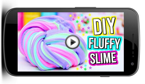 How To Make Slime Without Borax or Glue apk screenshot