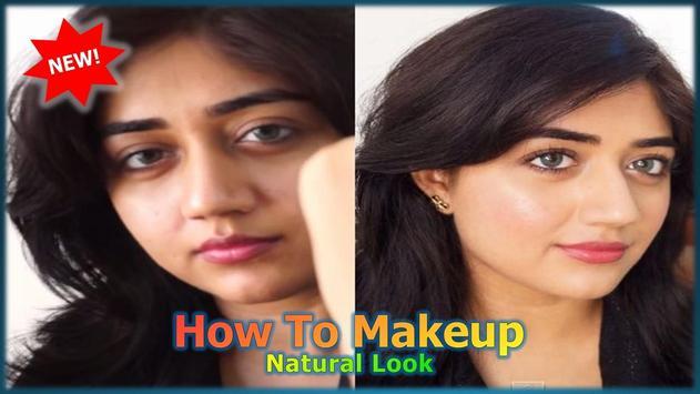 How to Makeup Natural Videos screenshot 4