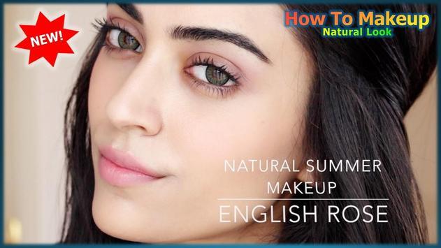 How to Makeup Natural Videos screenshot 2