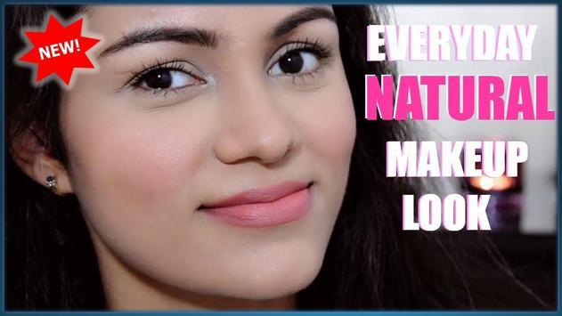 How to Makeup Natural Videos screenshot 3