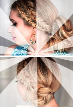 Hairstyles step by step apk screenshot