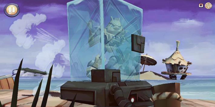 Cheat Angry Birds Transformers apk screenshot