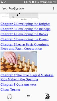 Basic Chess Opening For Kids Guide screenshot 12